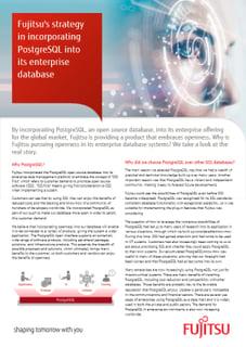 Brochure: Incorporating PostgreSQL
