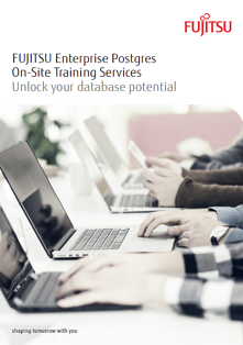 Brochure: PostgreSQL Training Services