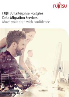 Brochure: FUJITSU Enterprise Postgres Data Migration