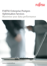 Brochure: FUJITSU Enterprise Postgres Optimisation Services