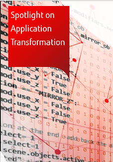 eBook: Spotlight on Application Transformation