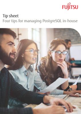 Four Tips for Managing PostgreSQL In-House
