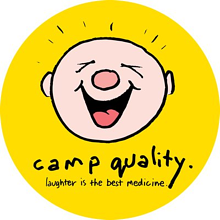 Camp Quality Logo