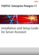 Installation and Setup Guide for Server Assistant