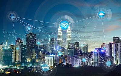 Enterprise data for smart cities