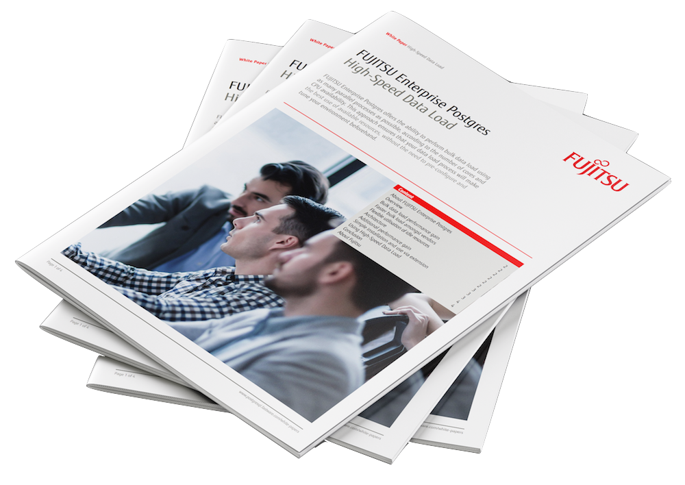 High-speed data load white paper